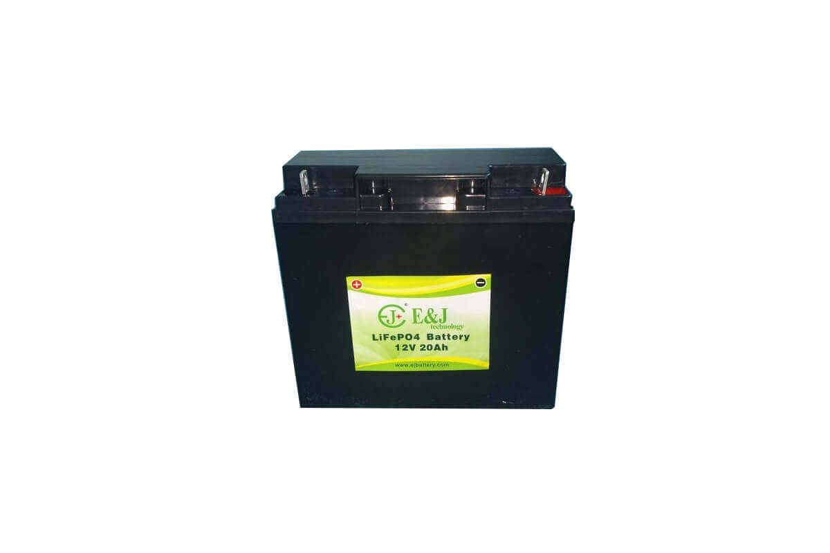 12V 20AH lifepo4 battery mfg prismatic cell lifepo4 Lithium Ferro Phosphate solar RV led monitor battery packs