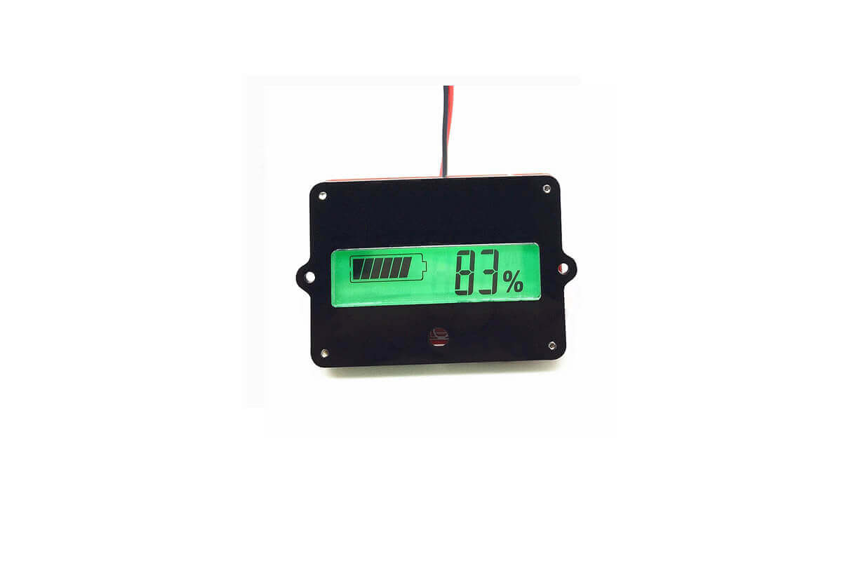 voltage-type battery monitor