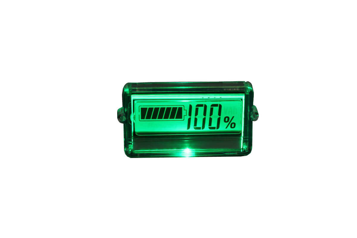 battery capacity indicator