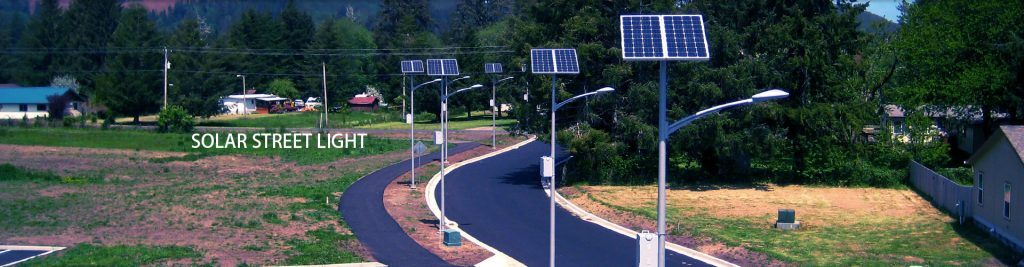 lithium-ion solution for solar street light