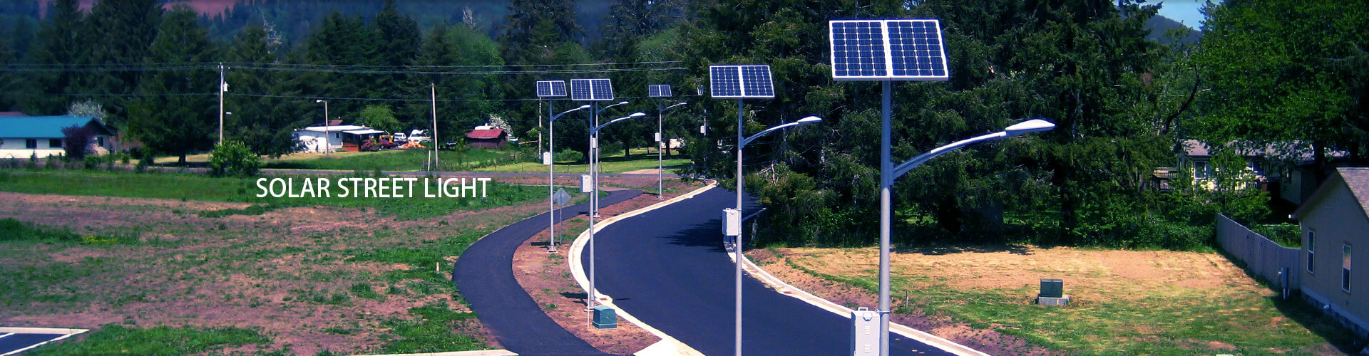 solar street light solution
