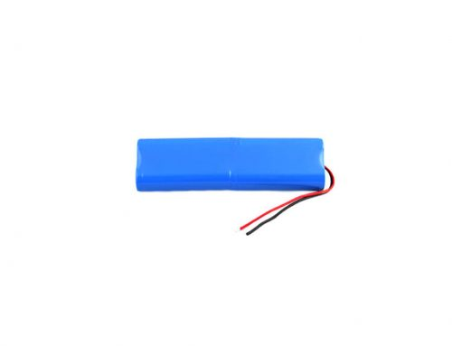 6.4V 3000mAh 19.2Wh LiFePO4 IFR18650 Pack