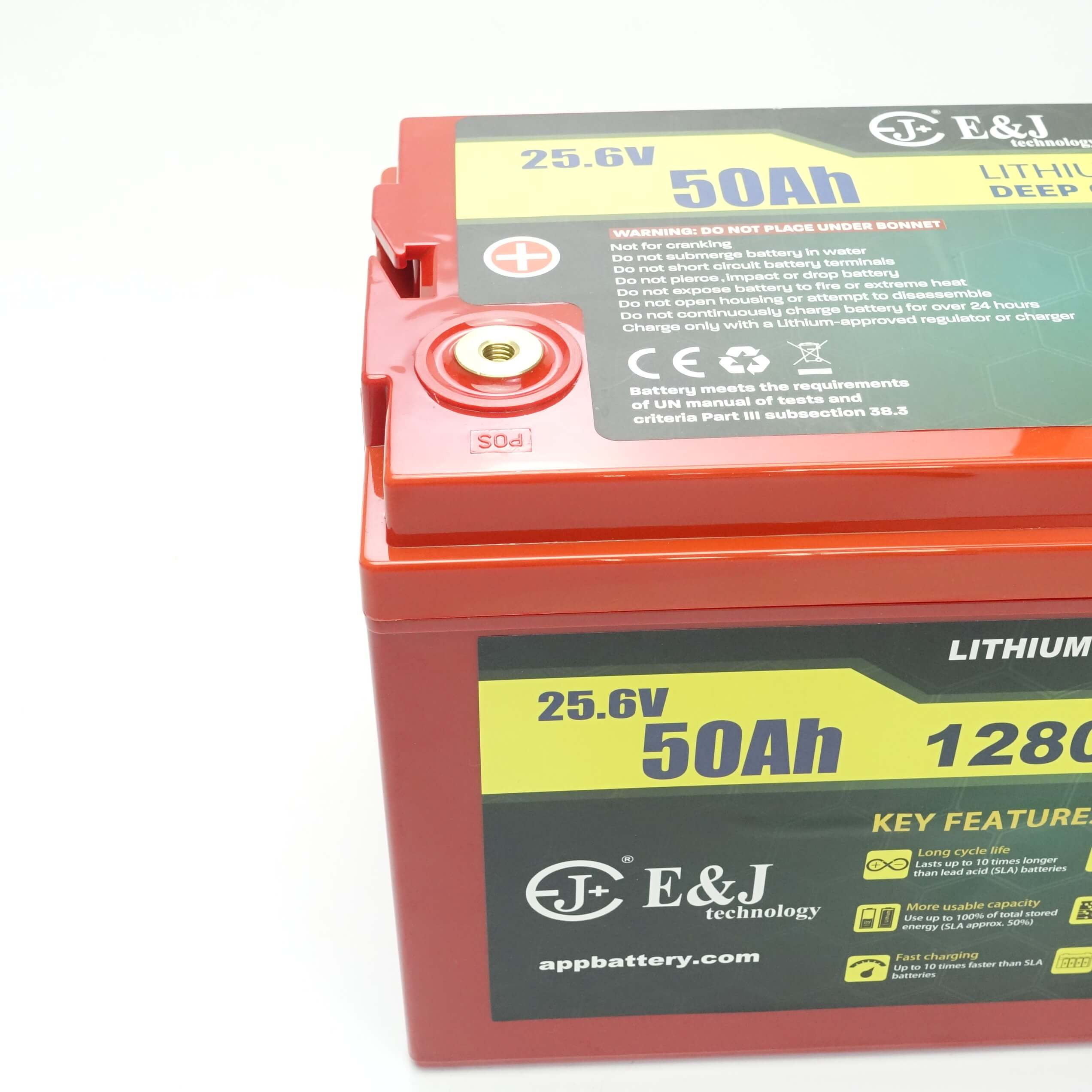 lithium deep cycle batteries for caravans