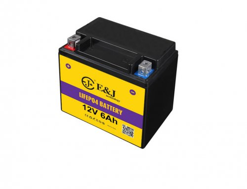 12V 6ah 360ca lithium motorcycle batteries