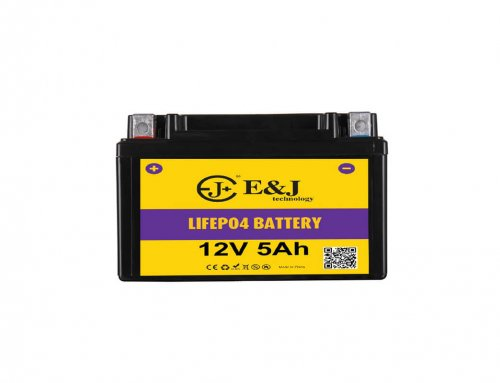 12V 5ah 300ca lithium motorcycle batteries