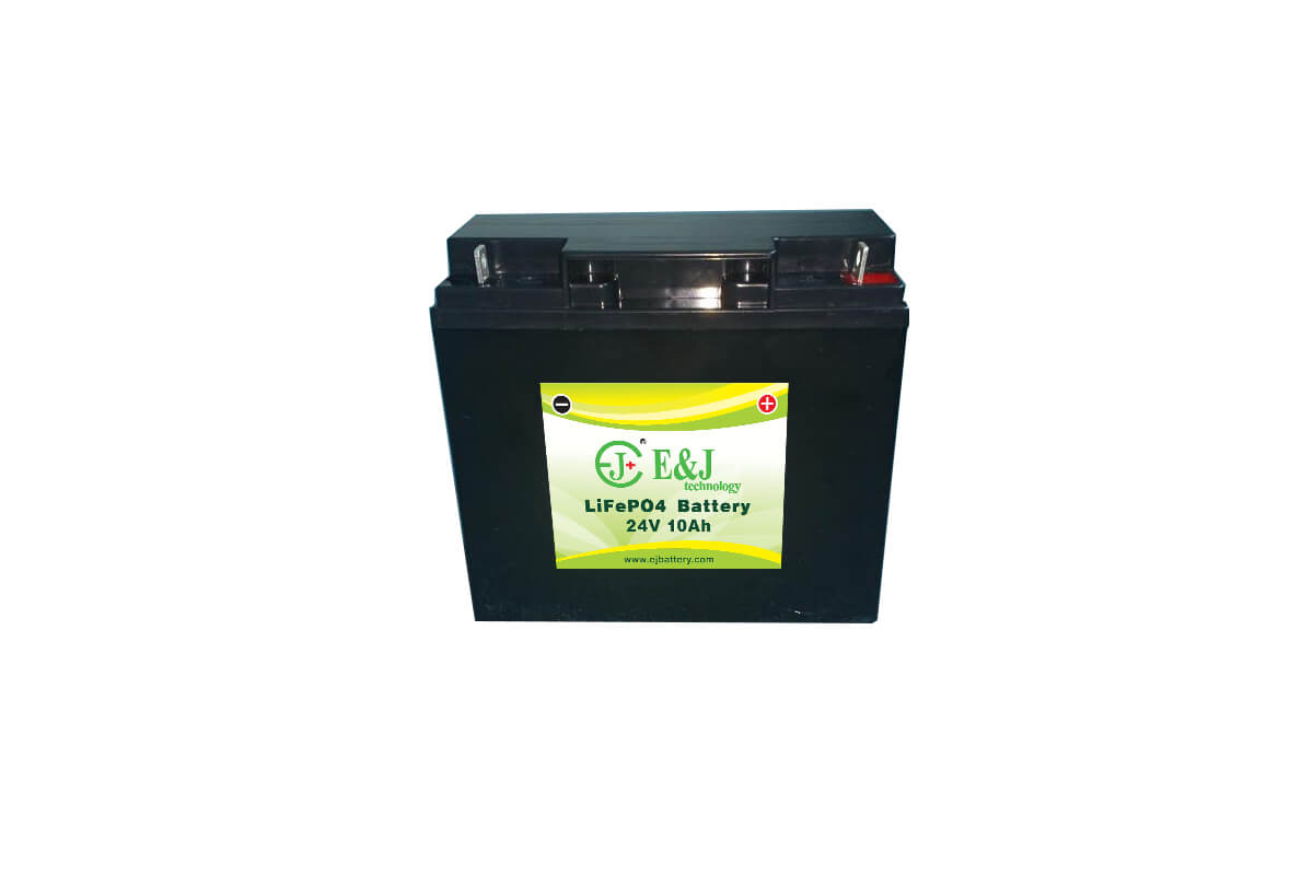 Lifepo4 24V10Ah 240Wh 20A rate