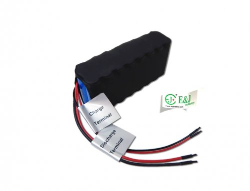 25.6v 3Ah 76.8Wh LiFePO4 battery pack