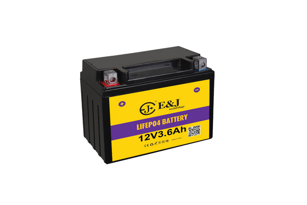 Lithium motorcycle battery 216ca3.6ah