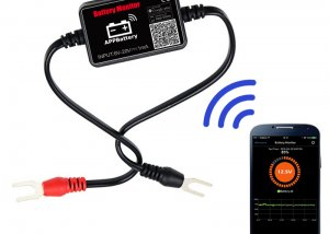 EJBM2 Bluetooth Battery monitor