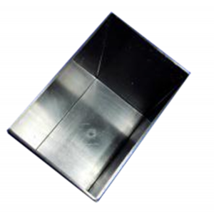 EJ06-04A SLA plastic battery box inside for 6 18650 Lithium battery cells