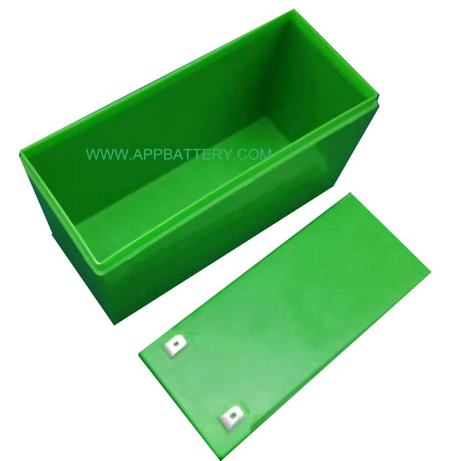 EJ12-08A SLA Battery box without grids for lithium-ion battery pack