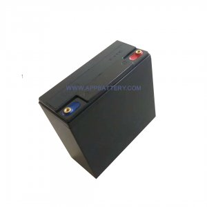 EJ12-20A Battery case for Lithium-ion battery packs