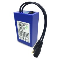 EJ126800 Li-ion battery with monitor