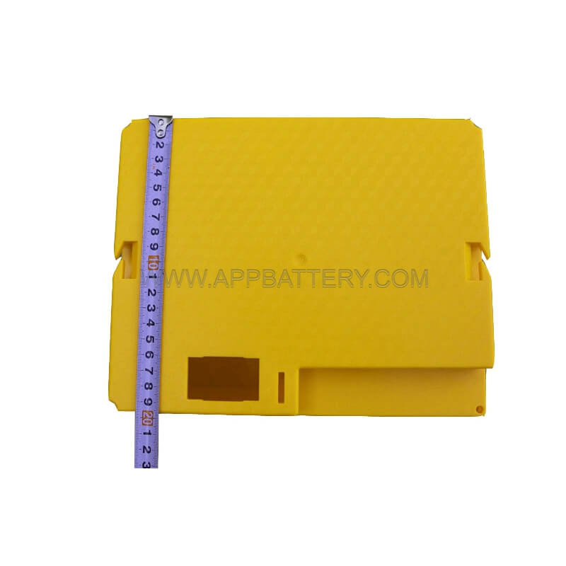 Bank 3 Meter.Waterproof Box Battery Bank Box With Meter With Charger Port For
