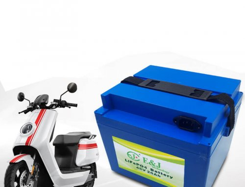 LiFePO4 20Ah 48V Lithium-Ion Battery Pack
