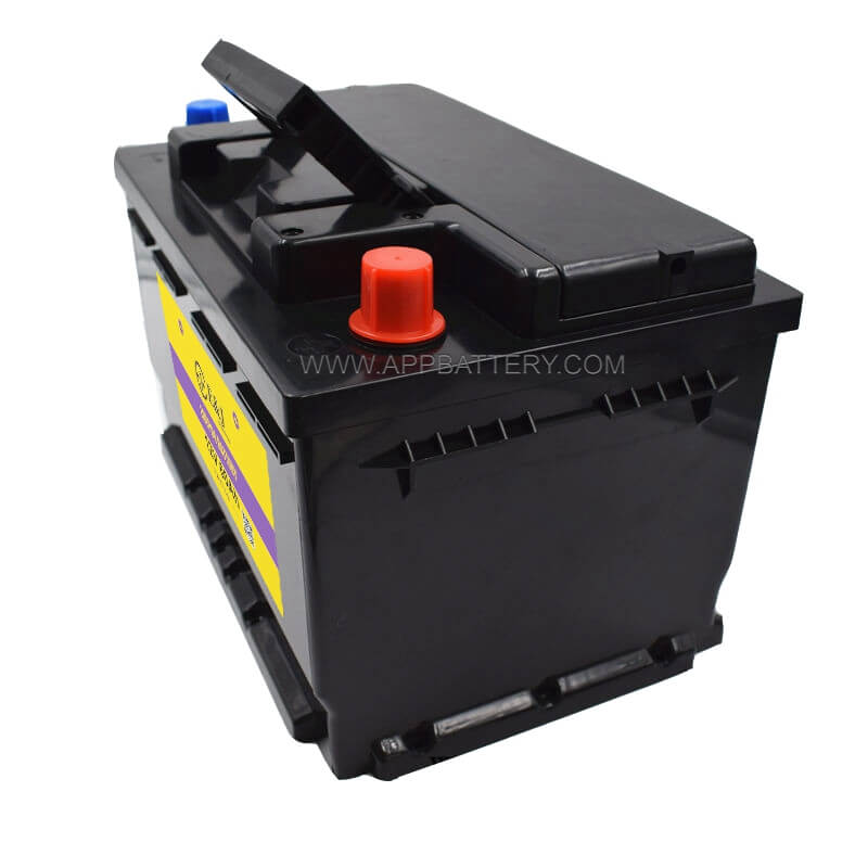 12.8V 60AH 768W LiFePo4 Battery Pack for Car Vehicle Battery