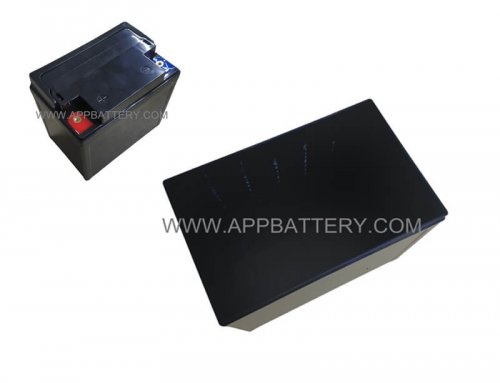 EJ12-28 Lithium battery encloser empty box for DIY battery pack