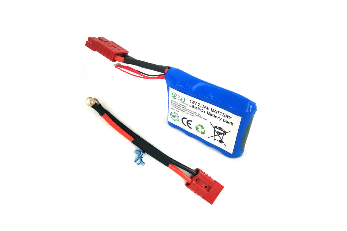 12v 2.3ah battery lifepo4 Motorcycle Starter Battery A123 Lifepo4 Rechargeable Battery Pack
