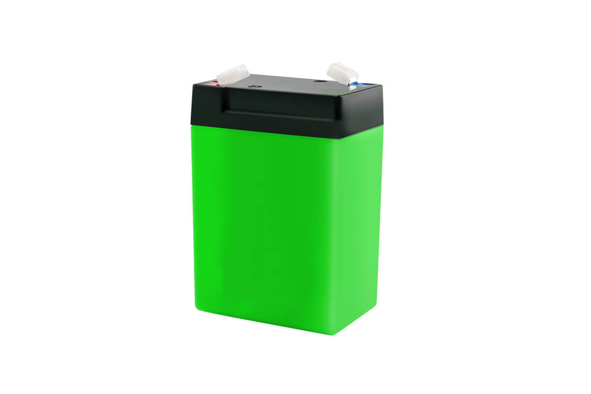 LFP 6.4v 4.5Ah LiFePO4 Battery pack 2S3P 18650 1500mAh 6V Lithium Battery