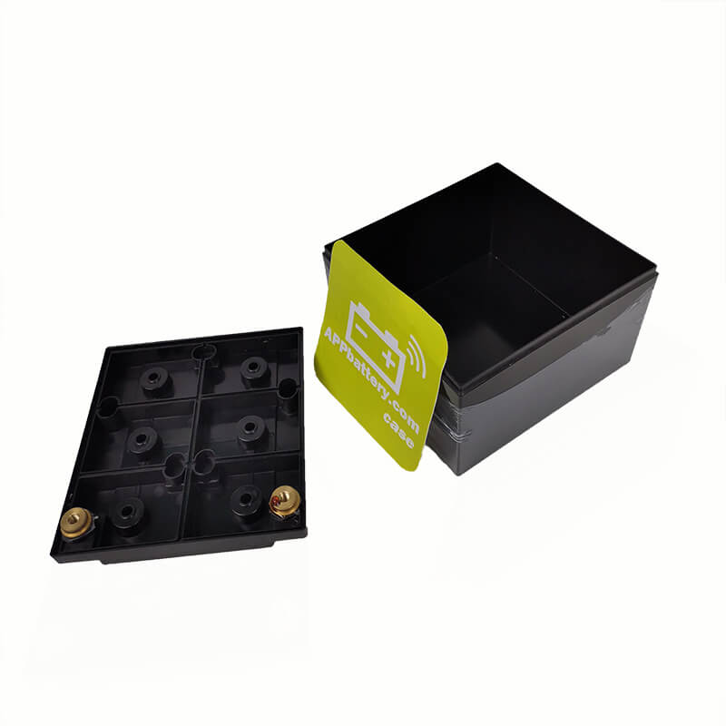 EJ12-24B Brand new empty battery box for 18650 26650 32650 lithium battery pack