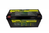 Brand New 1920Wh 12.8V 150Ah lithium iron phosphate lifepo4 prismatic battery pack