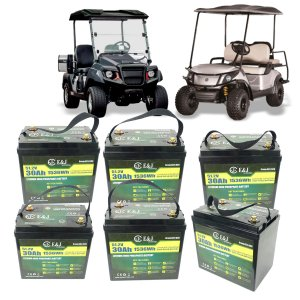 48V180Ah lithium golf carts battery GC2