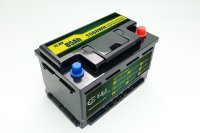 DIN type Lithium 85Ah LiFePO4 din automotive Battery
