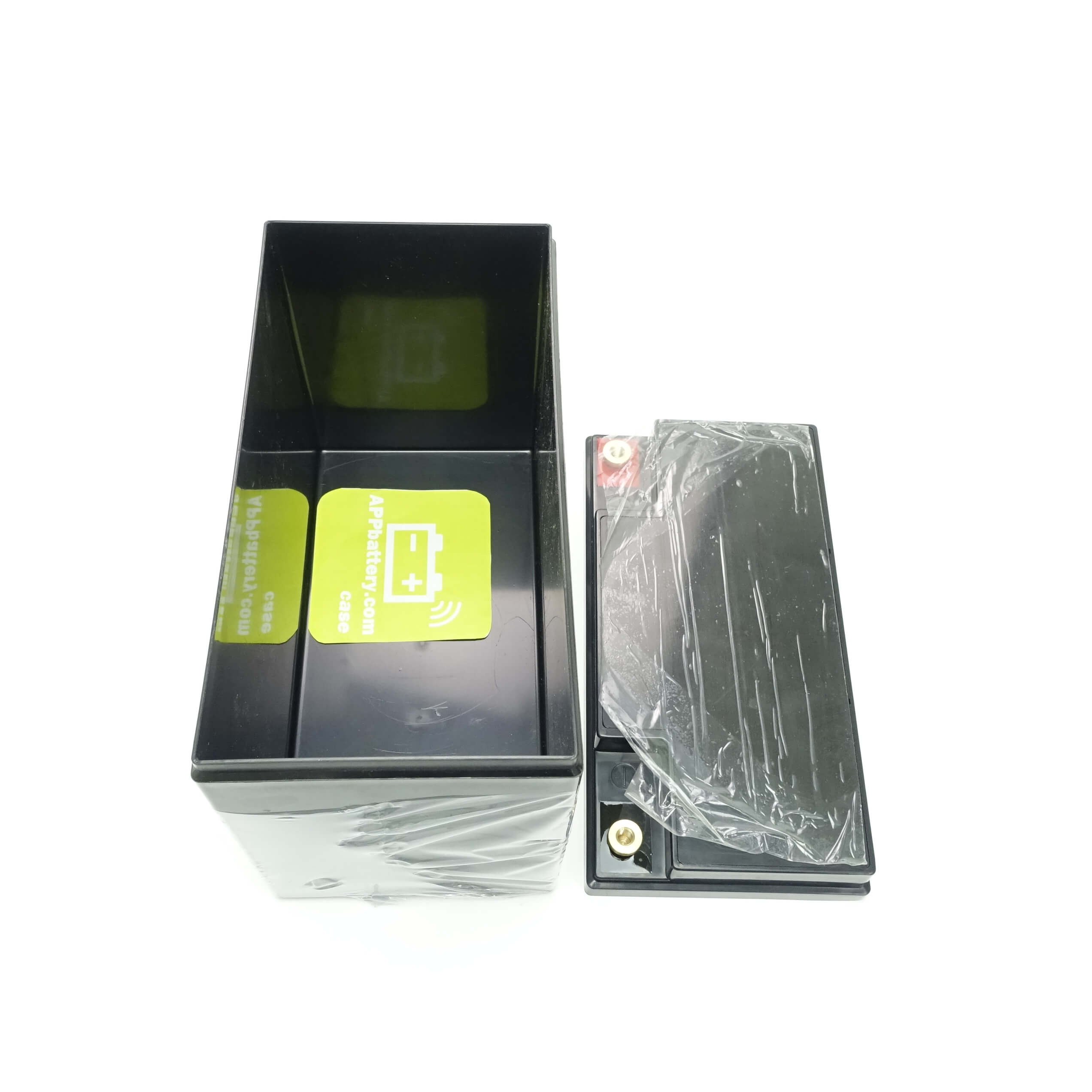 EJ12-60A empty battery box for 18650 26650 32650 prismatic lithium cells
